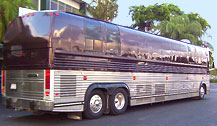 Prevost XL side